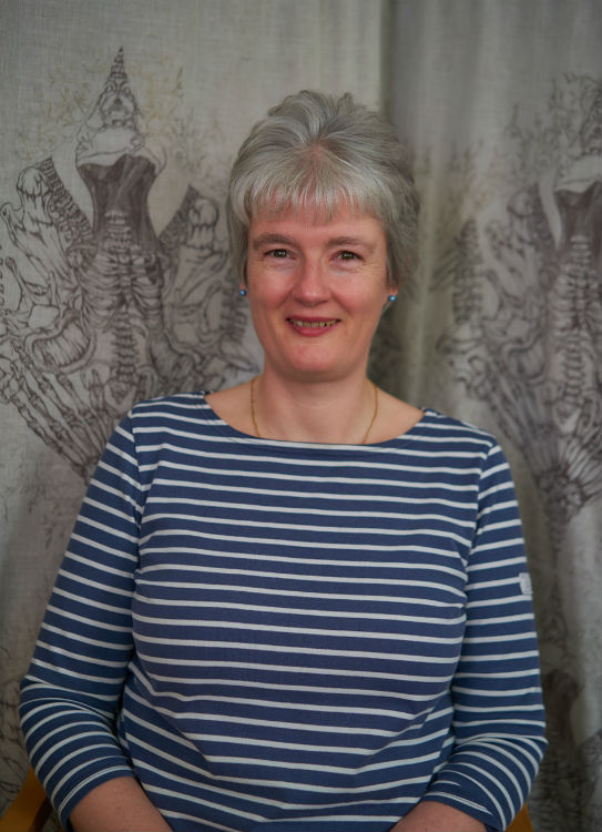 Alison downie - physiotherapist McNaughton PhysioGrange