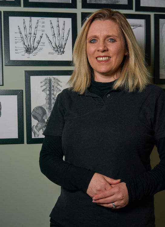Gail Lawson - McNaughton PhysioGrange
